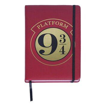 Notesbog Harry Potter