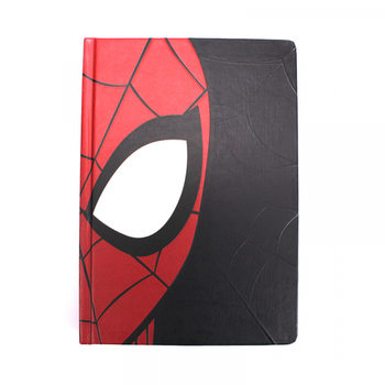 Notesbog Marvel - Spiderman
