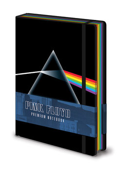 Pink Floyd - Dark Side Of The Moon Notesbøger