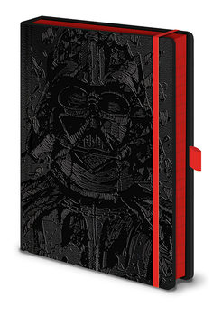 Star Wars - Vader Art Notesbøger