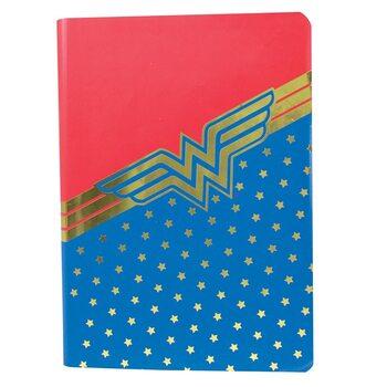 Notesbog Wonder Woman