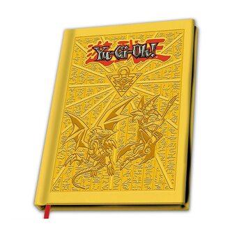 Notesbog Yu-Gi-Oh - Millenium Items