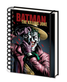 Batman - The Killing Joke Cover Notes