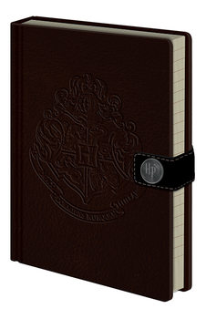 Harry Potter - Hogwarts Crest / Clasp Premium Notes