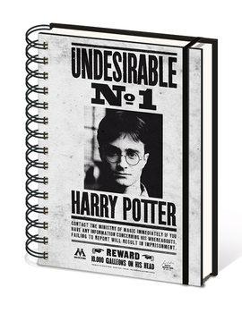Harry Potter - Undesirable No1 Notitieblok