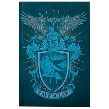 Notitieblok Harry Potter - Ravenclaw