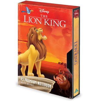 The Lion King - Circle of Life VHS Notitieblok