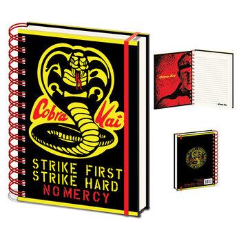 Notitieschrift Cobra Kai - No Mercy