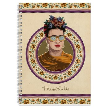 Notitieschrift Frida Kahlo A4