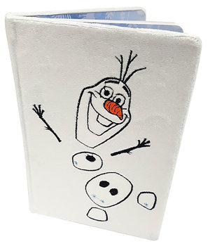 Notitieschrift Frozen 2 - Olaf Fluffy