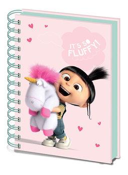 Notizbücher Despicable Me - Ich - Einfach unverbesserlich - It's So Fluffy