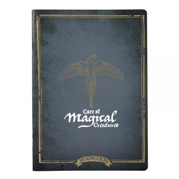 Notizbücher  Harry Poter - Magical Creatures A4