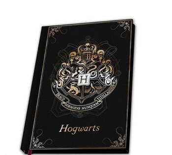 Notizbuch Harry Potter - Hogwarts
