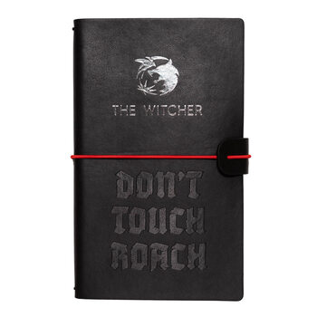 Notizbuch The Witcher - Don't Touch Roach