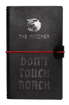 Notizbuch The Witcher - Don't Touch Roach
