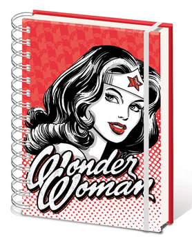 Notizbücher Wonder Woman