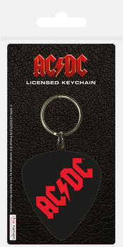 Nyckelring AC/DC - Plectrum