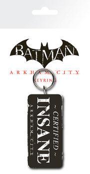 Batman: Arkham City - Certified Insane Nyckelringar