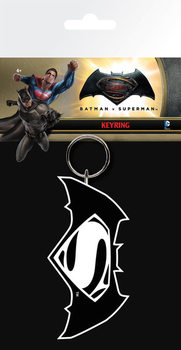 Batman Vs Superman - Logo Nyckelringar