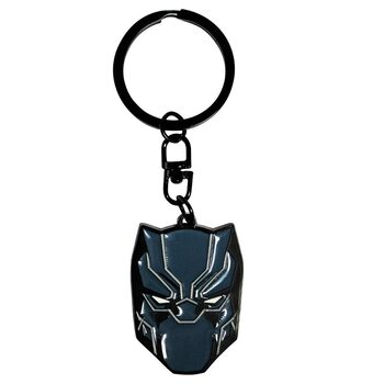 Nyckelring Black Panther