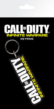 Call Of Duty: Infinite Warefare - Logo Nyckelringar