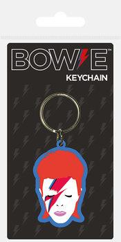 David Bowie - Aladdin Sane Nyckelringar