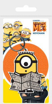 Despicable Me (Dumma mej) 3 - Minion Map Nyckelringar