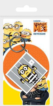 Despicable Me (Dumma mej) 3 - Minion Prision Nyckelringar