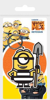 Despicable Me (Dumma mej) 3 - Minion Spade Nyckelringar