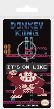Donkey Kong - It's On Like Nyckelringar