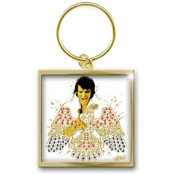 Elvis Presley – American Eagle Nyckelringar