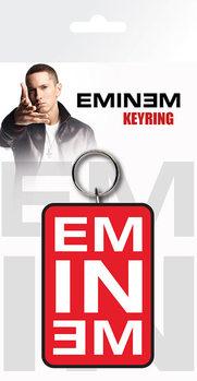 Eminem - Logo Nyckelringar