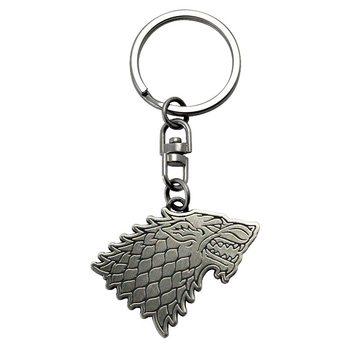 Game Of Thrones - Stark Nyckelringar