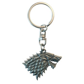 Game Of Thrones - Stark Nyckelringar