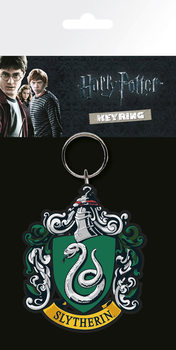 Harry Potter - Slytherin Nyckelringar