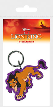 Lejonkungen - Scar Nyckelringar