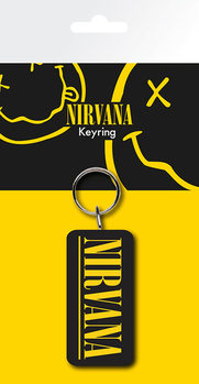 Nirvana - Logo Nyckelringar