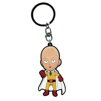 Nyckelring One Punch Man - Saitama