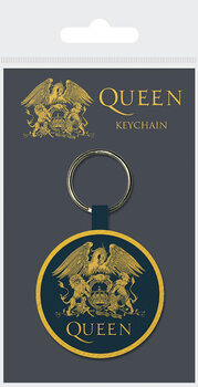 Nyckelring Queen - Crest