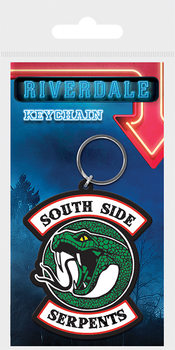 Riverdale - South Side Serpents Nyckelringar