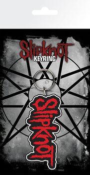 Slipknot - Logo Nyckelringar