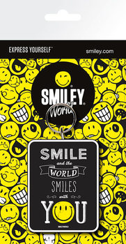 Smiley - Smile Nyckelringar