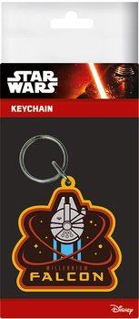 Star Wars Episod VII: The Force Awakens - Millenium Falcon Nyckelringar
