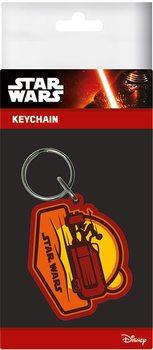 Star Wars Episod VII: The Force Awakens - Rey Speeder Nyckelringar