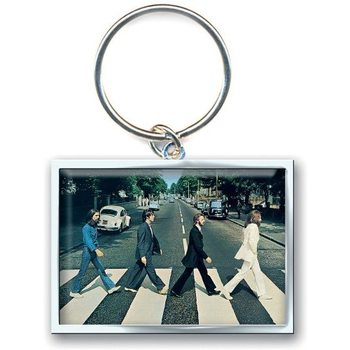 Nyckelring The Beatles - Abbey Road Crossing