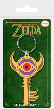 The Legend Of Zelda - Boss Key Nyckelringar
