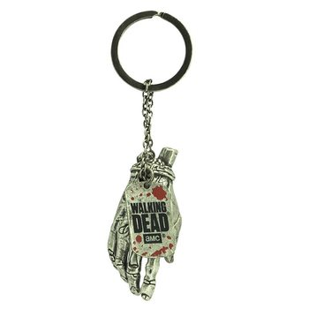 The Walking Dead - Zombie hand Nyckelringar