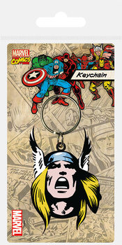 Thor - Face Nyckelringar