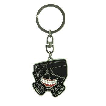 Tokyo Ghoul - Mask Nyckelringar