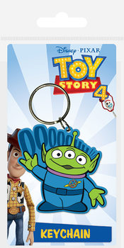 Toy Story 4 - Alien Nyckelringar